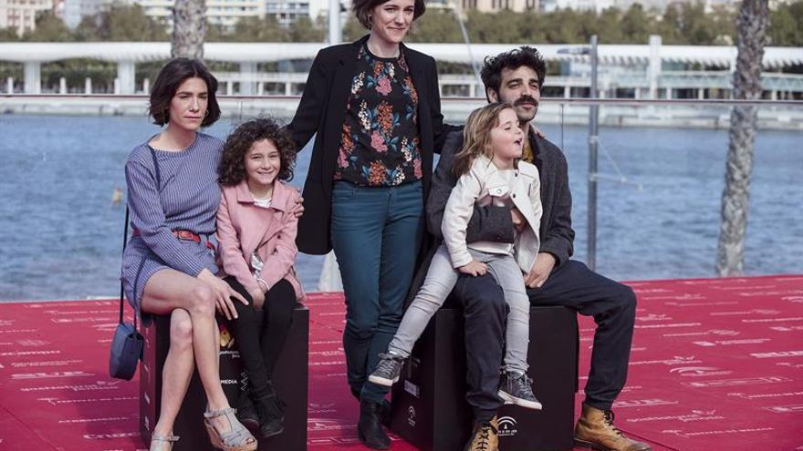 """""""Verano 1993"""" gana la Biznaga de Oro a la mejor película española en Málaga"""