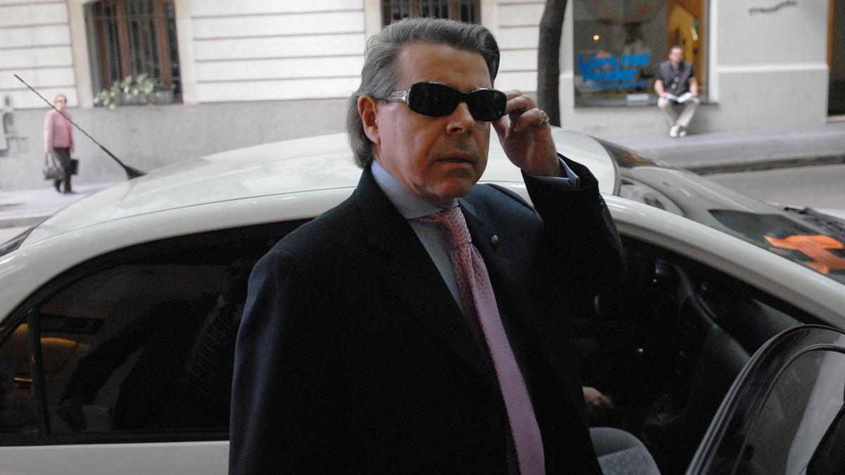 El juez Norberto Oyarbide