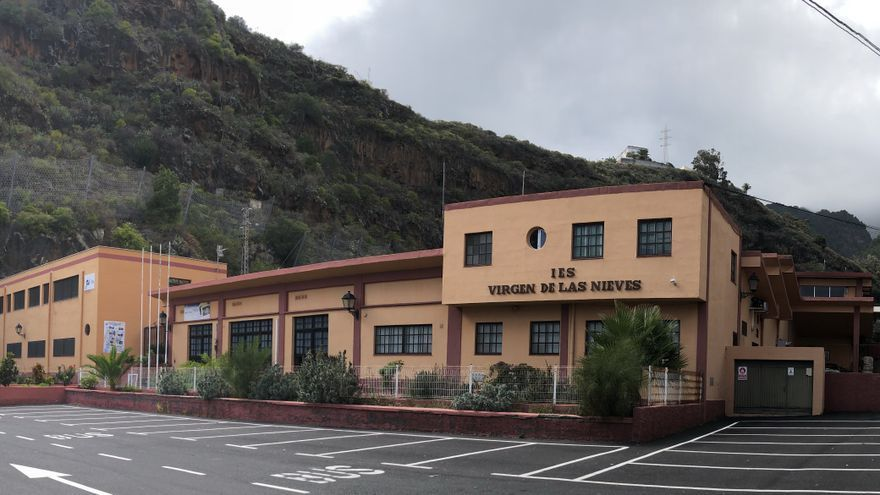Instituto de Educación Secundaria (IES) Virgen de Las Nieves de Santa Cruz de La Palma,