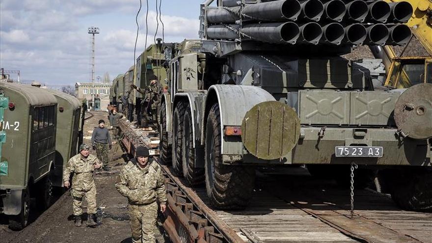 Ucrania denuncia una serie de acuerdos con Rusia en el ámbito de la defensa