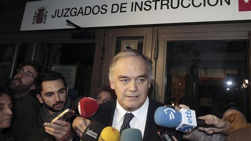 """Un juzgado de Madrid investigará la denuncia de González Pons por """"escrache"""""""