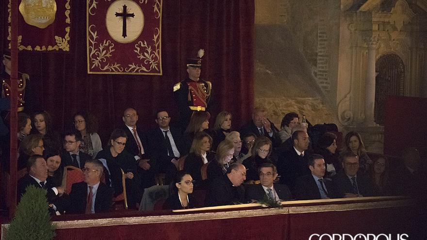 Palco en la carrera oficial de Córdoba   TONI BLANCO