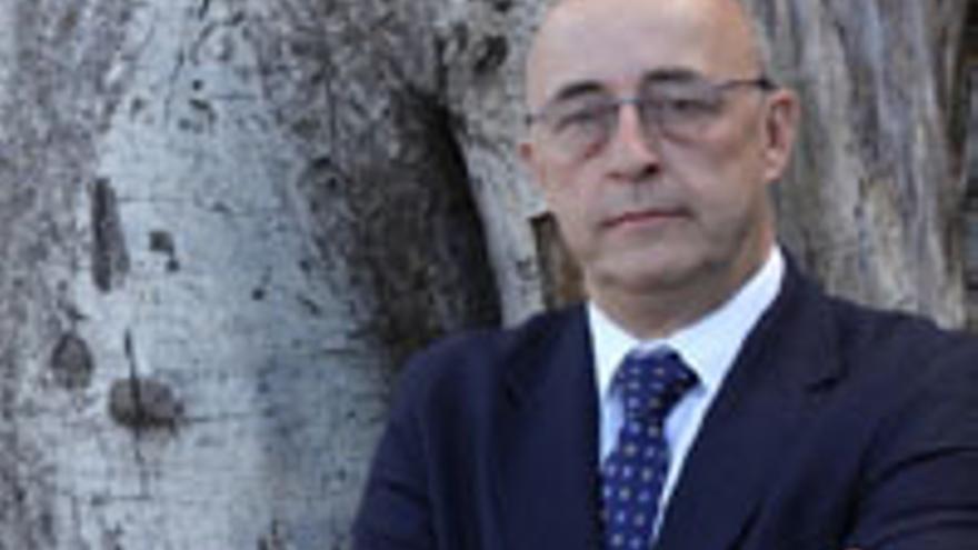 Pedro Suárez, candidato a presidir el PP en La Laguna.