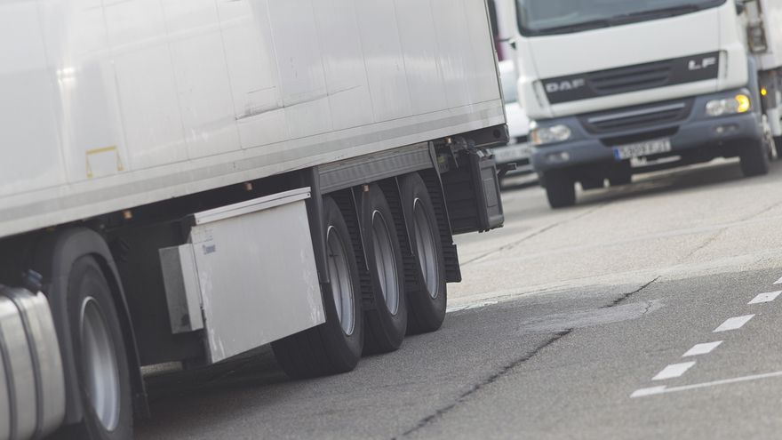 Los camioneros anuncian movilizaciones a partir de enero