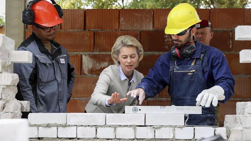 El Ejército alemán crea un proyecto piloto para formar a refugiados