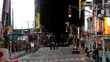 El caos y nuevos saqueos en Manhattan reciben el toque de queda en Nueva York
