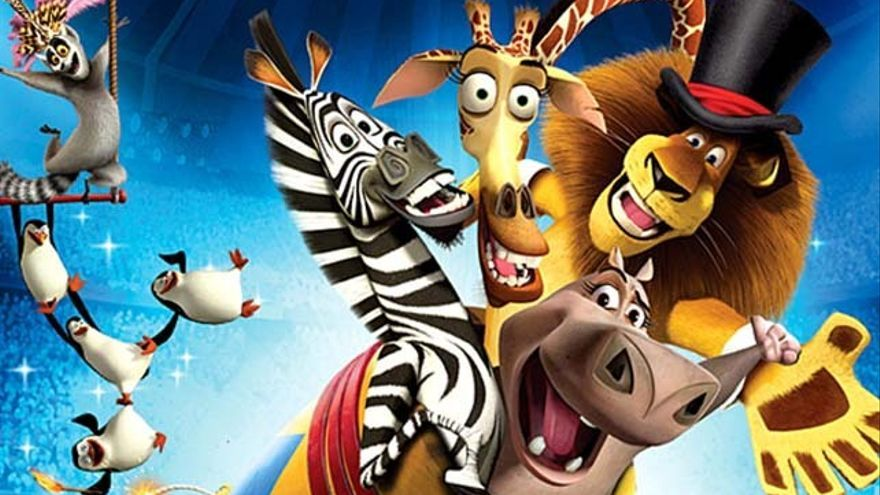 FDF, sin rival en la noche temática con 'Madagascar 3' (4.4%)