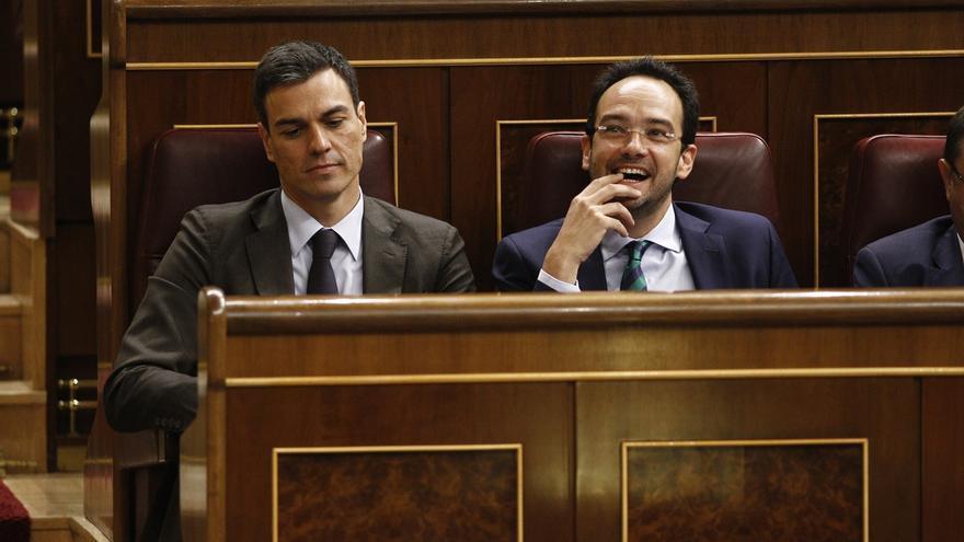 El PSOE replica a Rivera que el cambio político no tiene que ver con la biología, sino con los principios