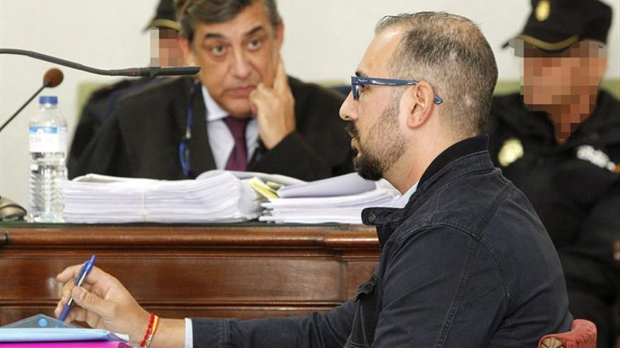 Iván R.A., acusado del caso Talio.