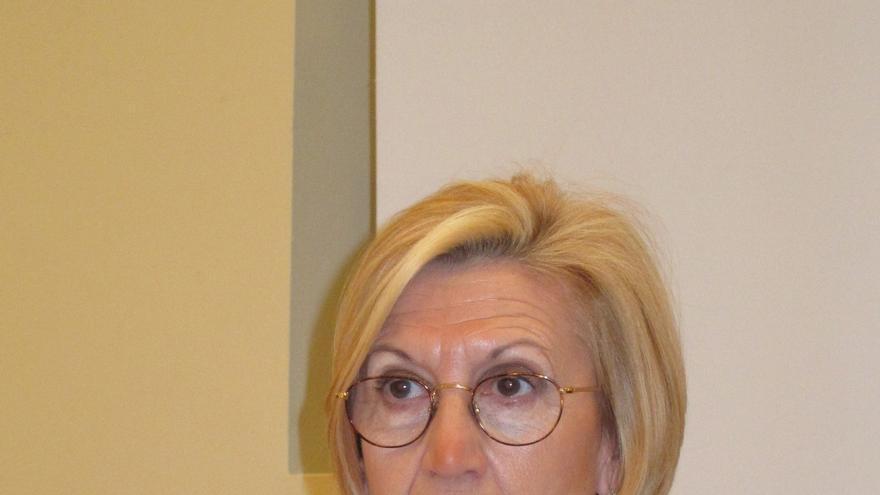 Rosa Díez dice que el Consejo de Dirección de hoy no abordará la expulsión de Irene Lozano
