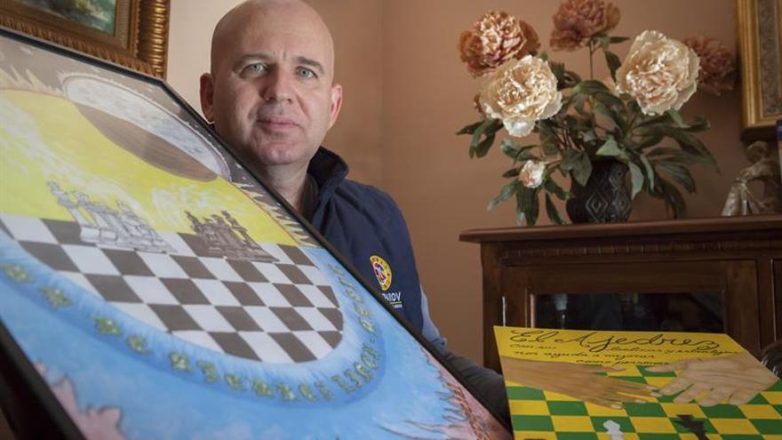 Un programa terapéutico en la cárcel basado en el ajedrez