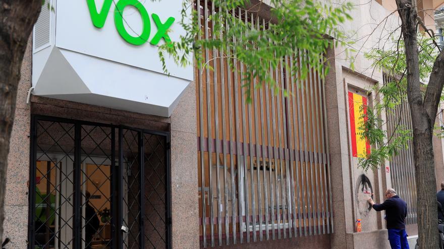Archivada la querella por injurias interpuesta por Vox contra Covite