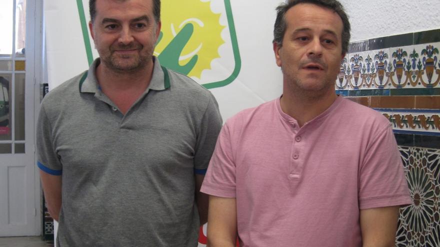 IULV-CA urge a Gordillo a elegir entre ser diputado a alcalde y no descarta que quiera seguir en la cámara