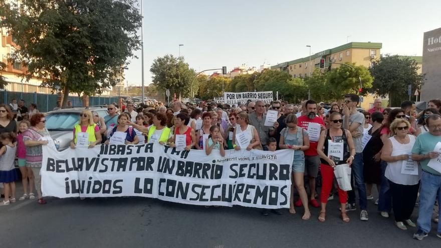 Barrio de Bellavista reclama más seguridad ciudadana.