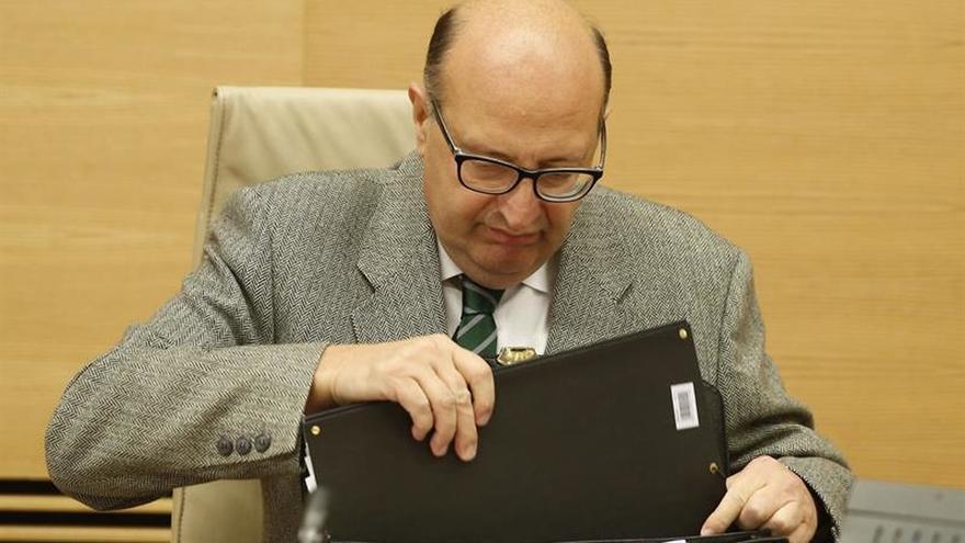 Álvarez Miranda confirma que la donaciones de Cs podrían ser sancionadas