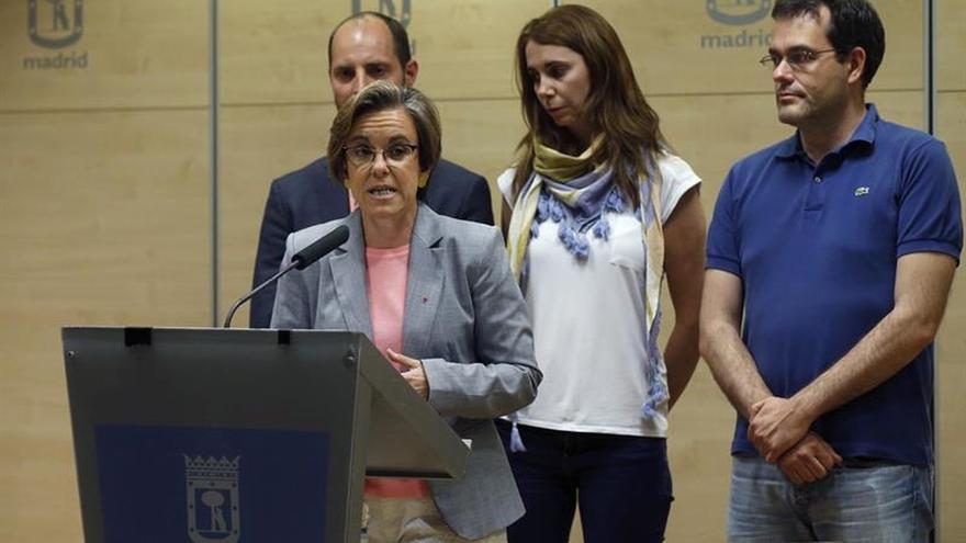 """Causapié (PSOE) dice que Aguirre se va """"acorralada"""" y espera que no vuelva"""