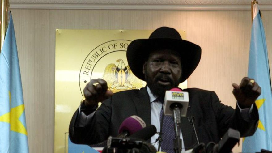 El Gobierno de Sudán del Sur liberó a siete detenidos políticos