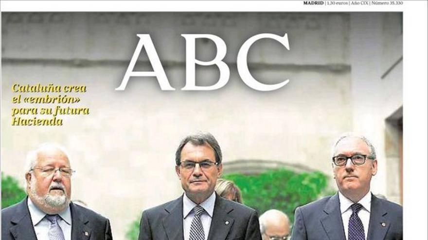 De las portadas del día (20/09/2012) #5
