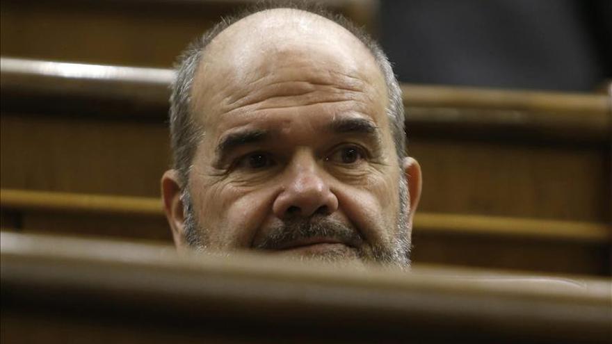 Maíllo pide la dimisión de Chaves y Griñán y dice que la palabra de Díaz no vale nada