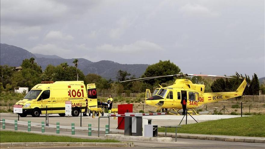 En plena crisis del ébola los helicópteros medicalizados se pueden quedar en tierra