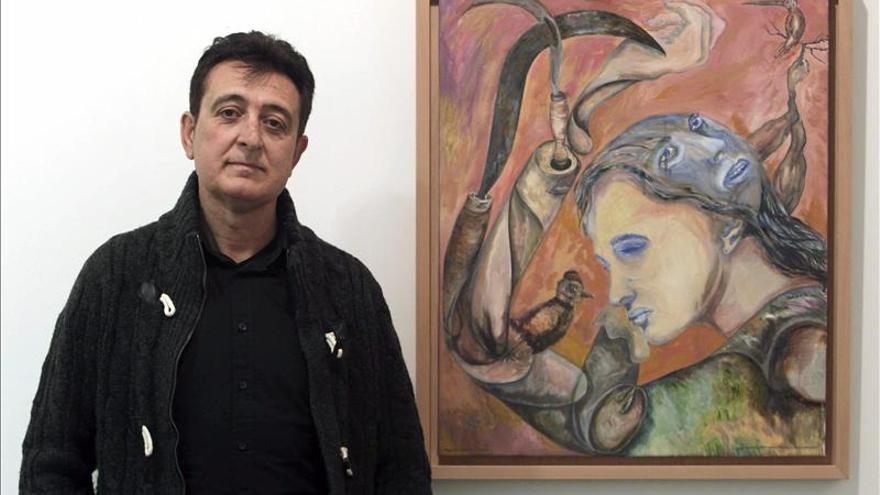 """Manolo García expone sus pinturas y fotografías de """"antropología humana"""""""