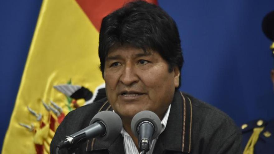 Evo Morales felicita a Chile por sus fiestas patrias