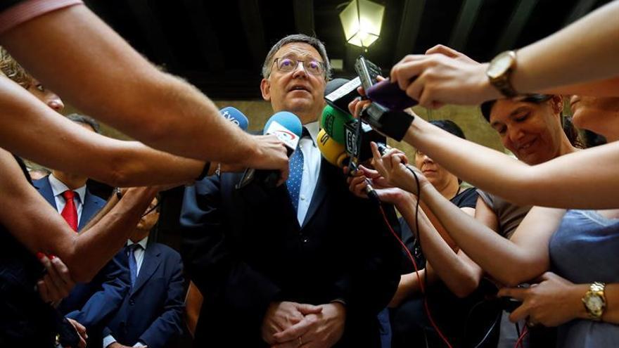 Puig sobre Barberá: estamos en tiempo basura y debe abandonar la política
