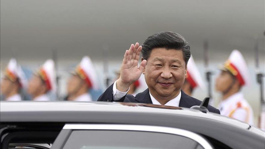 Xi Jinping asistirá a las cumbres del G20 y del APEC en Turquía y Filipinas