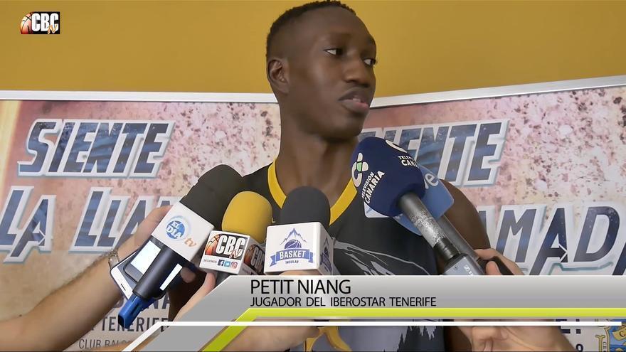 Mamadou Niang.