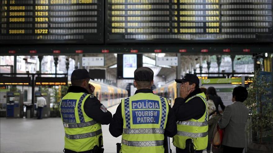 El transporte público de Portugal sufre cortes por las huelgas