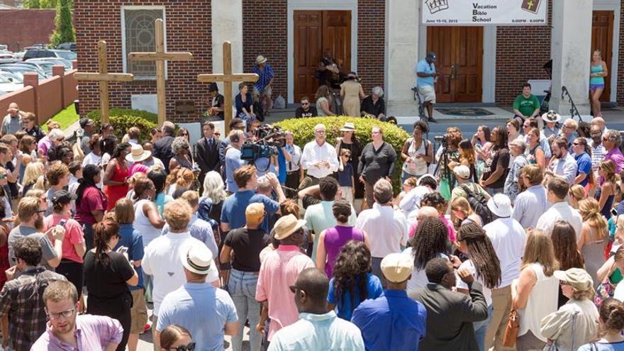 El Gobierno de EE.UU. pide la pena de muerte para el autor de la matanza en una iglesia negra