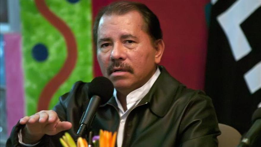 Ortega confirma a Obama sus planes de construir un canal interoceánico en Nicaragua