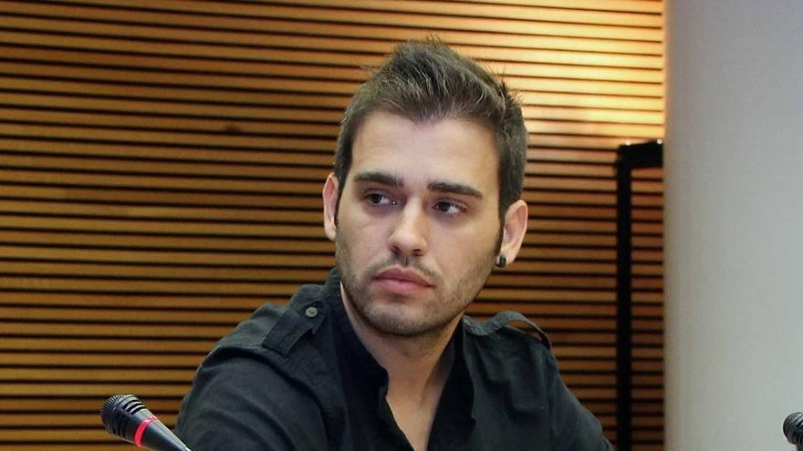 Fran Ferri, diputado autonómico de Compromís