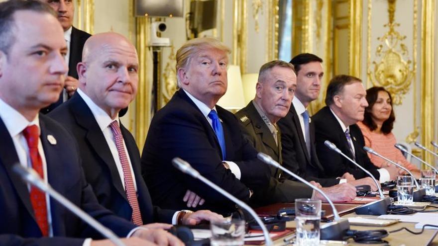 Trump defiende a su hijo y dice que todo el mundo habría actuado igual