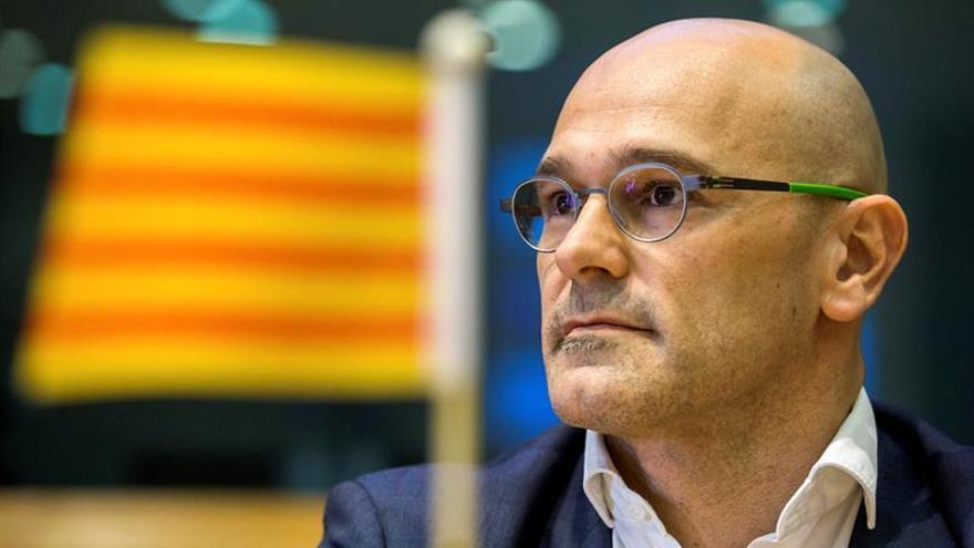 Raül Romeva, conseller de Asuntos Exteriores de Catalunya.