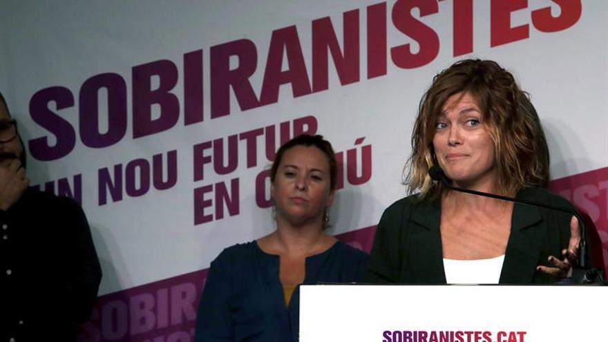 Alamany presentó la semana pasada una plataforma soberanista dentro del partido