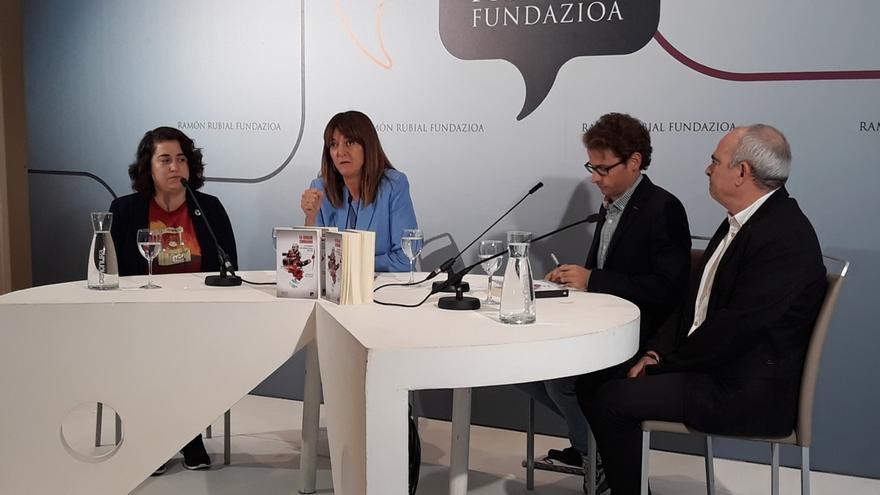 """Mendia reivindica el papel del socialismo como """"garantía"""" de la pluralidad ante el """"repunte del nacionalismo excluyente"""""""