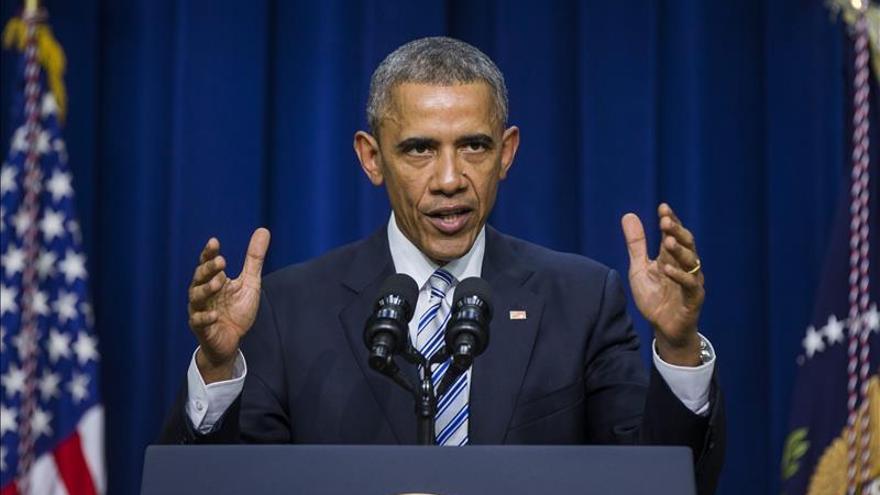 Obama acudirá a la cumbre de cambio climático de París pese a los atentados