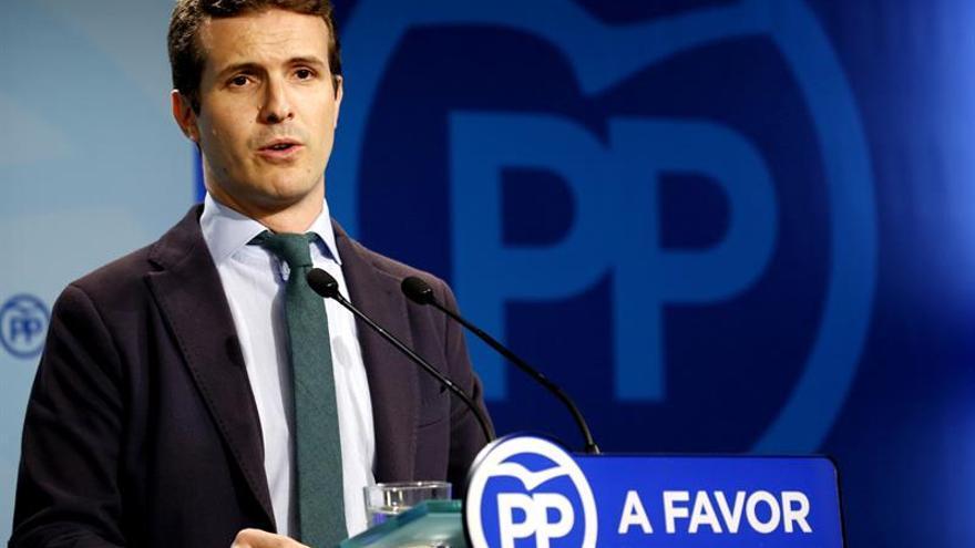 """PP se pregunta si el boicot a González es el """"miedo"""" que quiere dar Iglesias"""