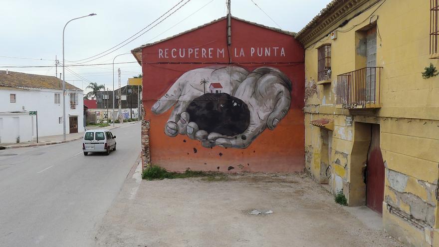 RECUPEREMOS LA PUNTA / Valencia, Spain