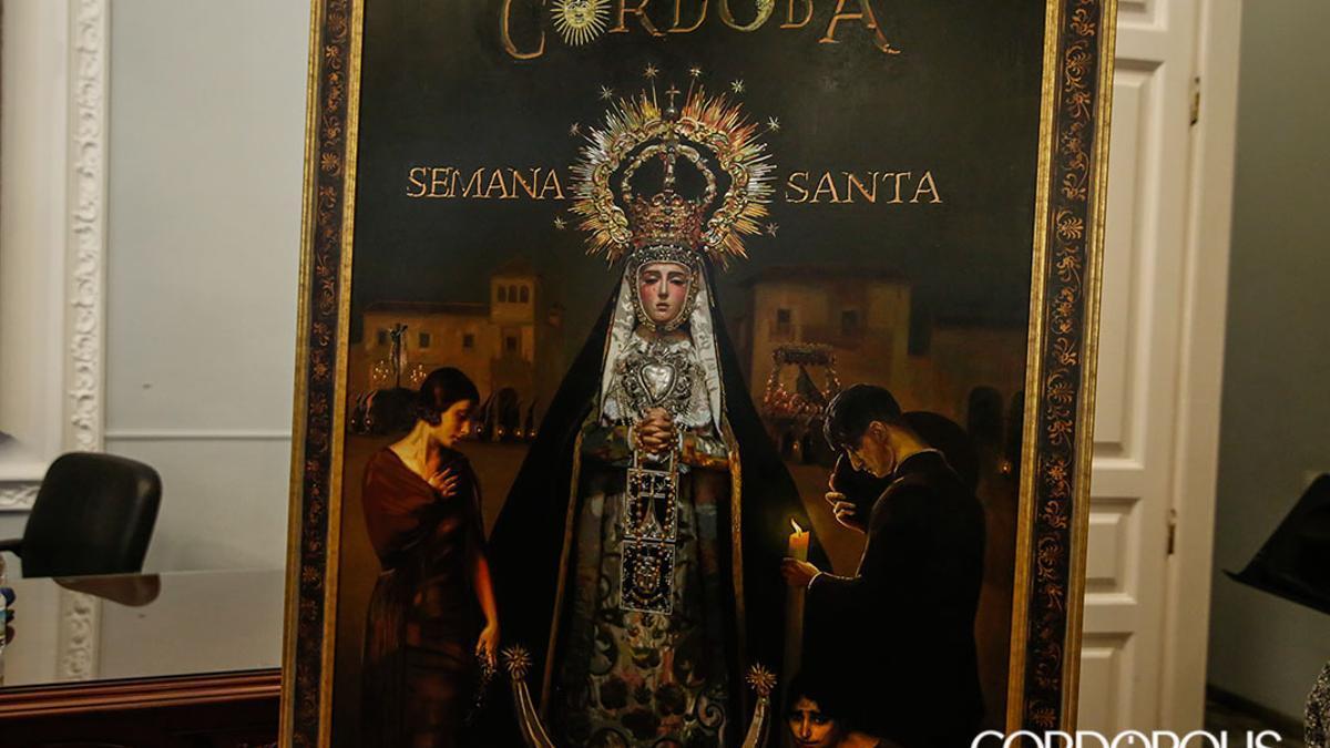 Ccartel de la Semana Santa de 2020.