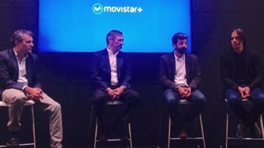 Órdago total de Movistar+ a la ficción propia con 10 estrenos al año