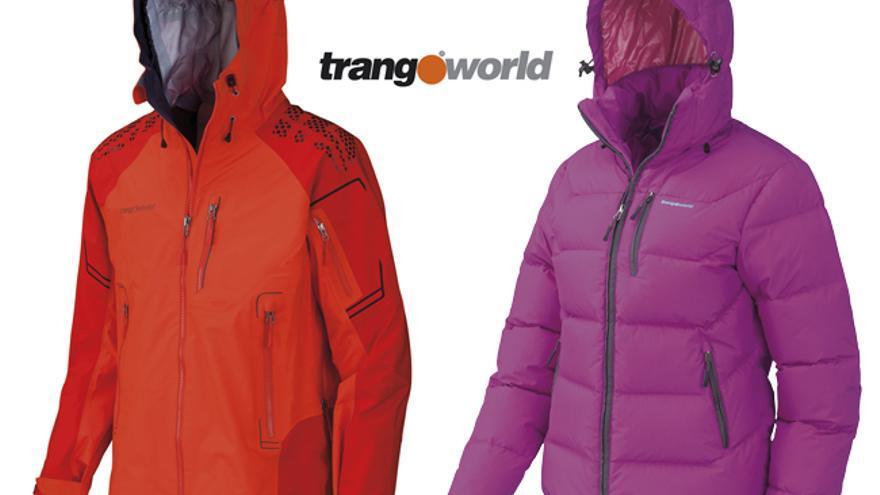 ¡¡Síguenos en Facebook y participa en el sorteo de una fantástica chaqueta Trangoworld!!