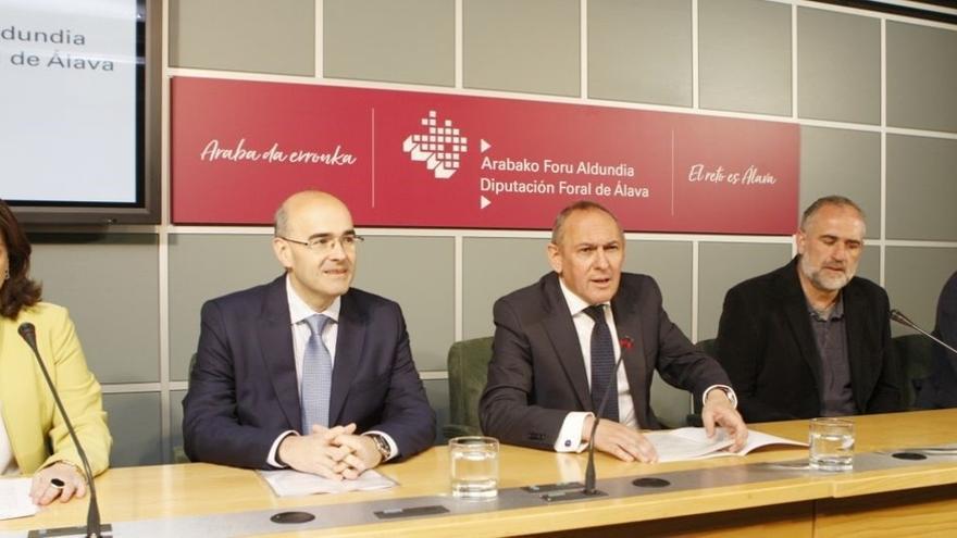 Kutxabank y Visa impulsan en Valdegovía y Añana una experiencia pionera en pagos digitales sin necesidad de metálico