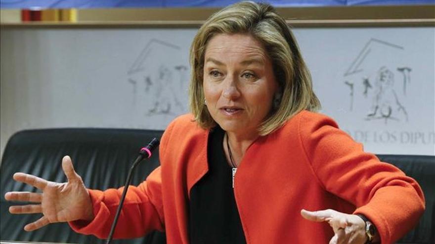 Ana Oramas, diputada nacional de CC por la provincia tinerfeña