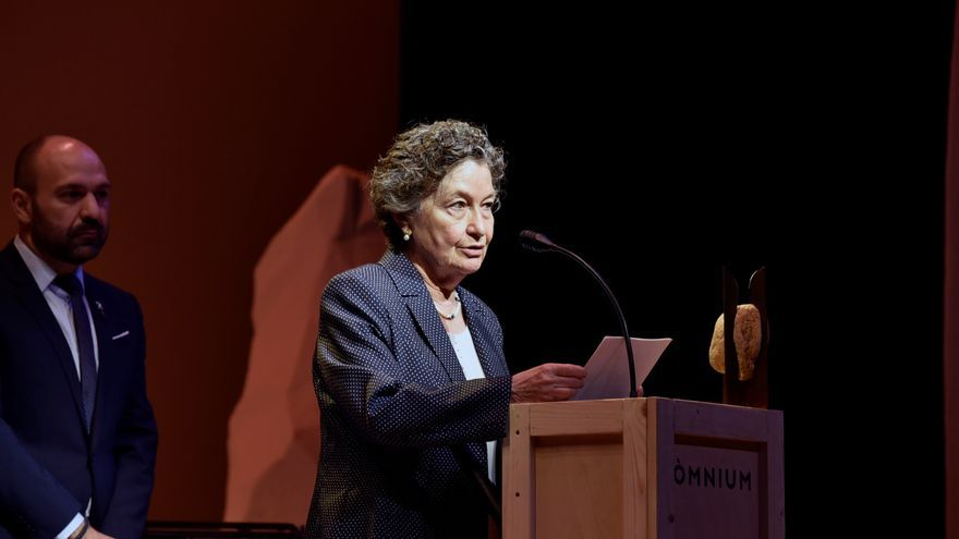 Maria Barbal se corona con el Premio de Honor de las Letras Catalanas