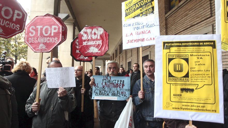 Tarragona y Altafulla retirarán el dinero de los bancos que desahucien