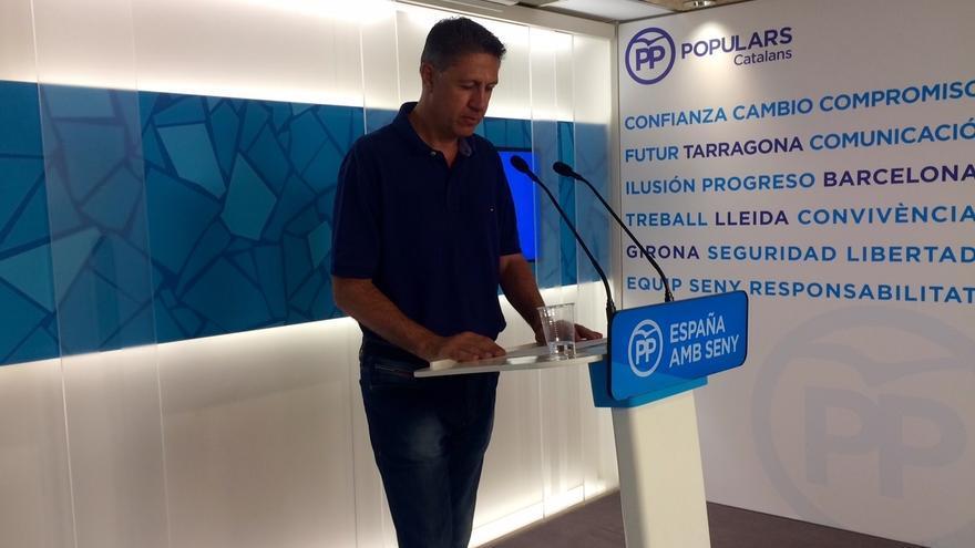 """Albiol: """"Si el PP o el Gobierno tuviera una operación contra Cataluña dejaría el partido"""""""