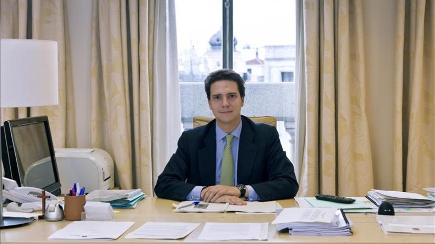 El exconsejero de Medio Ambiente Borja Sarasola