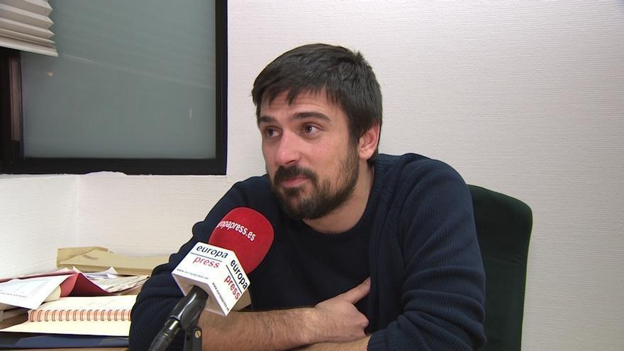 Espinar cree que Errejón tendrá difícil oponerse a la propuesta de Iglesias, porque recoge sus aportaciones